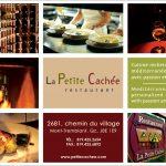 Restaurant La Petite Cachée